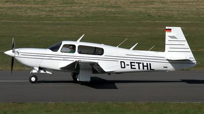 D-ETHL - Mooney M20M TLS - Private
