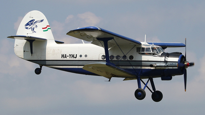 HA-YHJ - PZL-Mielec An-2T - Fly-Coop