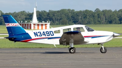 N349D - Piper PA-28-181 Archer III - ATP Flight School