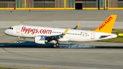 TC-NCV - Airbus A320-251N - Pegasus Airlines