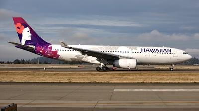 N361HA - Airbus A330-243 - Hawaiian Airlines