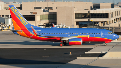 N462WN - Boeing 737-7H4 - Southwest Airlines