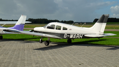 A picture of GWARH - Piper PA28161 - [2842063] - © Planet Aircraft