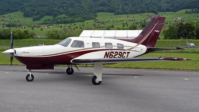 N629CT - Piper PA-46-350P Malibu Mirage - Private