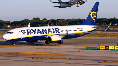 A picture of EIEBH - Boeing 7378AS - Ryanair - © La Roche Spotters