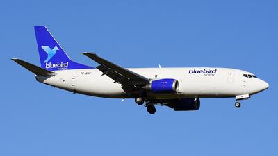 TF-BBF - Boeing 737-36E(SF) - Bluebird Nordic