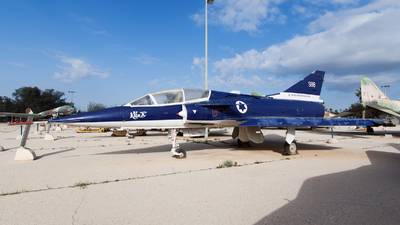 988 - IAI Kfir C2 - Israel - Air Force