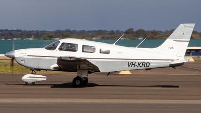 VH-KRD - Piper PA-28-181 Archer III - Private