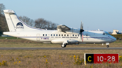 A picture of FHMTO - ATR 42320 - [0078] - © Clément Moenner