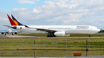 RP-C8766 - Airbus A330-343 - Philippine Airlines