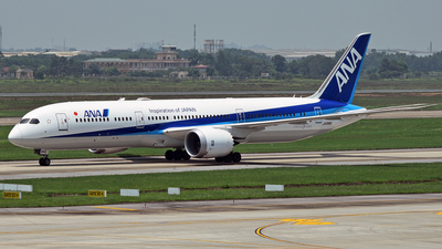 JA896A - Boeing 787-9 Dreamliner - All Nippon Airways (ANA)