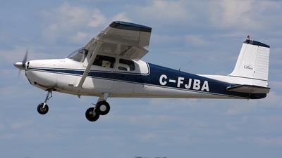 C-FJBA - Cessna 172 Skyhawk - Private
