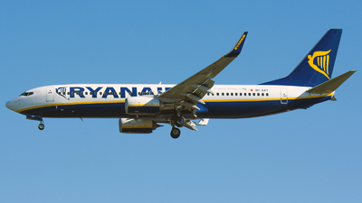 9H-QAY - Boeing 737-8AS - Ryanair (Malta Air)