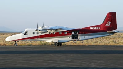 N266MC - Dornier Do-228-202 - Bighorn Airways