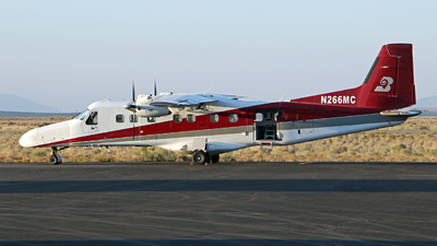 N266MC - Dornier Do-228-202 - Bighorn Airways