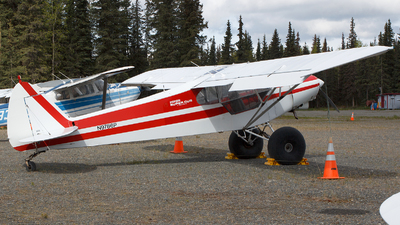 N9786P - Piper PA-18-150 Super Cub - Private