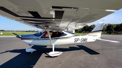 SP-SME - Tecnam P2008JC - Smart Aviation