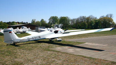 A picture of DKBUW - Scheibe SF25C Rotax Falke - [44627] - © Anto Blazevic
