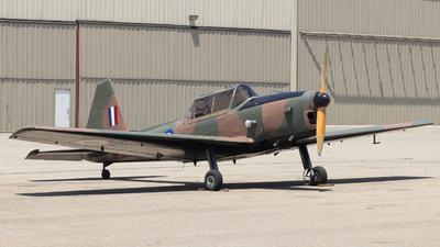 NX48262 - De Havilland Canada DHC-1 Chipmunk 22 - Private