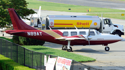 A picture of N89AT - Piper PA60 Aerostar - [61P06877963325] - © Agustin Anaya