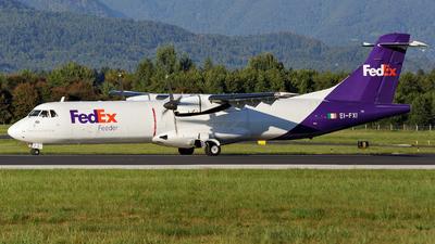 EI-FXI - ATR 72-202(F) - FedEx Feeder (Air Contractors)