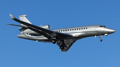 OY-NEW - Dassault Falcon 8X - Air Alsie