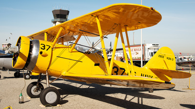 N991PT - Naval Aircraft Factory N3N-3 Yellow Peril - Private