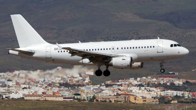 A picture of SXBHN - Airbus A319112 - [1612] - © Fabrizio Gandolfo