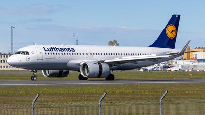 D-AINC - Airbus A320-271N - Lufthansa