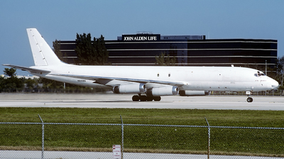 N810BN - Douglas DC-8-62(F) - Arrow Air