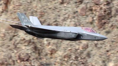 13-5072 - Lockheed Martin F-35A Lightning II - United States - US Air Force (USAF)