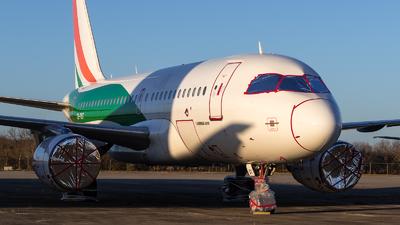 TU-TST - Airbus A319-112 - Untitled