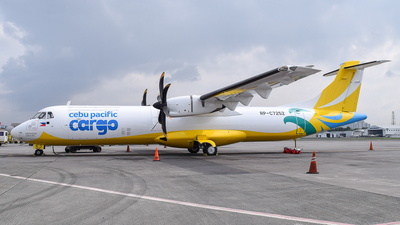 RP-C7252 - ATR 72-212A(500)(F)(LFD) - Cebu Pacific Cargo