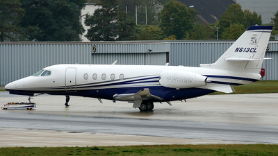 N613CL - Cessna Citation Latitude - Private