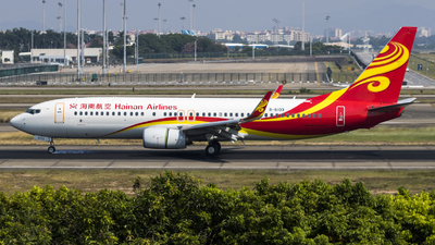 B-6103 - Boeing 737-84P - Hainan Airlines
