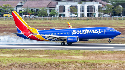A picture of N8308K - Boeing 7378H4 - Southwest Airlines - © Lima__fox