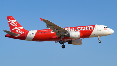 A picture of HSABC - Airbus A320216 - AirAsia - © Alexander Listopad