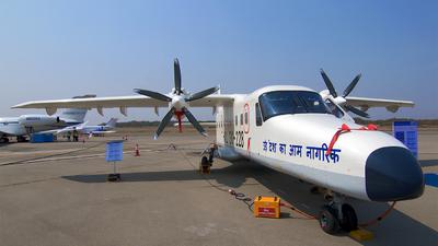 VT-KNP - Dornier Do-228-201 - Hindustan Aeronautics