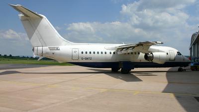 G-GNTZ - British Aerospace BAe 146-200 - Flybe