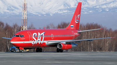 RA-73003 - Boeing 737-2J8(Adv) - Sakhalinskie Aviatrassy (SAT)