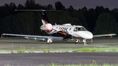 D-CFRT - Cessna 525 Citationjet CJ4 - Private