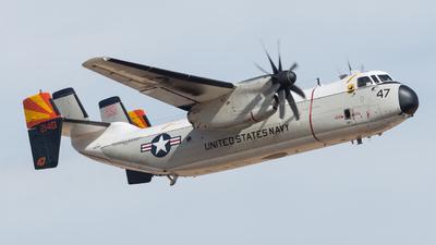 162149 - Grumman C-2A Greyhound - United States - US Navy (USN)