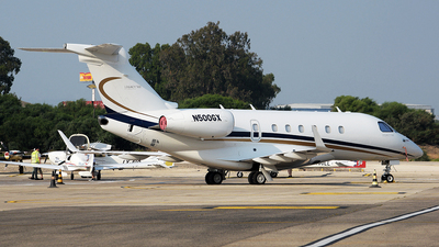 N500GX - Embraer EMB-550 Legacy 500 - Private