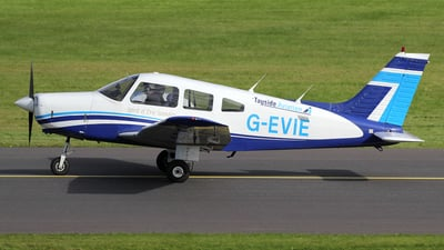 G-EVIE - Piper PA-28-161 Warrior II - Tayside Aviation