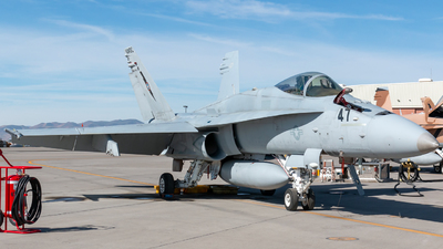 164273 - McDonnell Douglas F/A-18C Hornet - United States - US Navy (USN)
