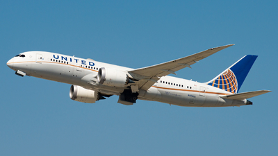 A picture of N26902 - Boeing 7878 Dreamliner - United Airlines - © Lynn Aisin-Gioro