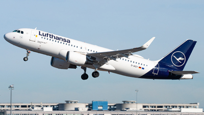 A picture of DAIZY - Airbus A320214 - Lufthansa - © Raphael Oletu