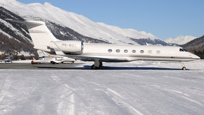PR-WQY - Gulfstream G550 - Private