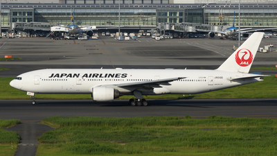 JA010D - Boeing 777-289 - Japan Airlines (JAL)