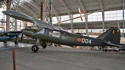 OL-D04 - Dornier Do-27J1 - Belgium - Air Force